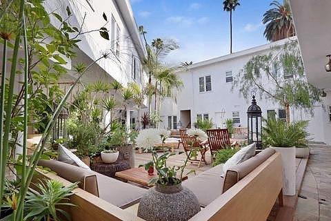 比佛利露台酒店(hotel beverly terrace)=>鼠标右键点击图片另存为