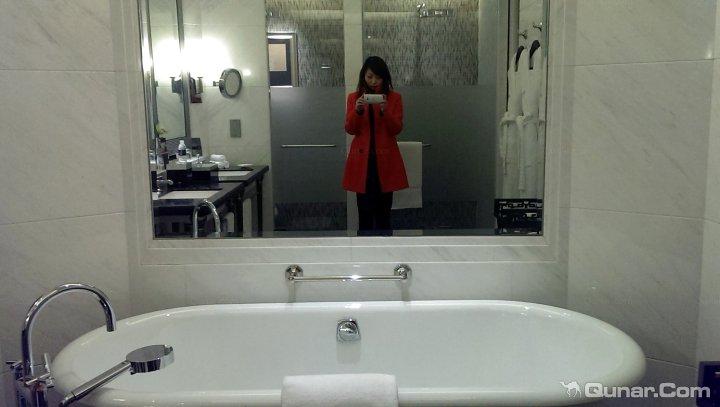 饭店装修效果图复古 卫生间展示