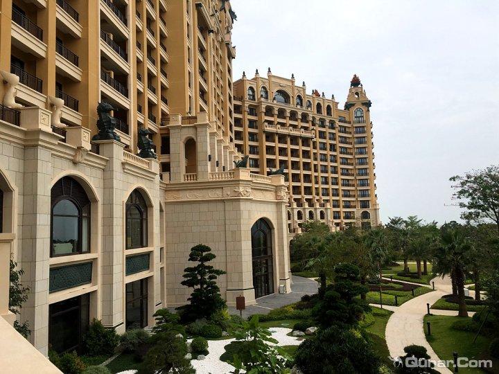 珠海长隆横琴湾酒店图片